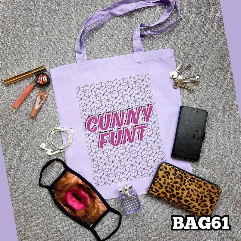 Cunny Funt Tote Bag