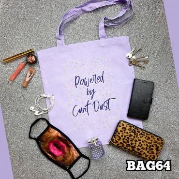 Cunt Dust Tote Bag