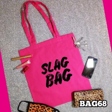Slag Bag Tote Bag