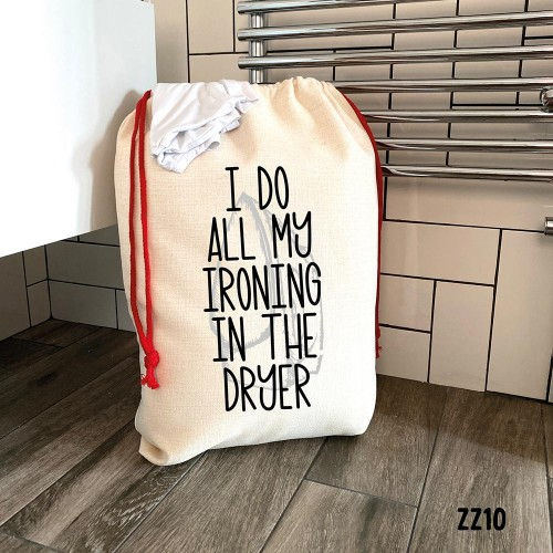 Ironing Laundry Bag