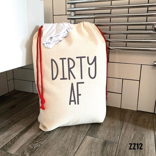 Dirty AF Laundry Bag