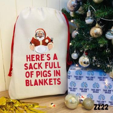 Pigs in Blankets Sack