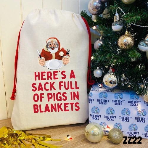 Pigs in Blankets Sack