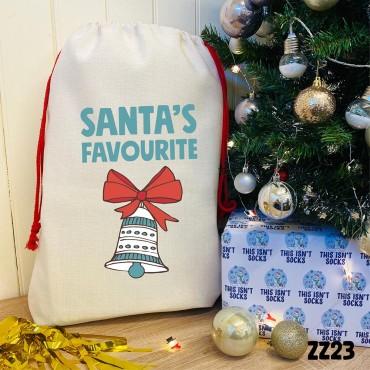 Santa's Fave Sack