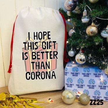 Corona Gift Sack