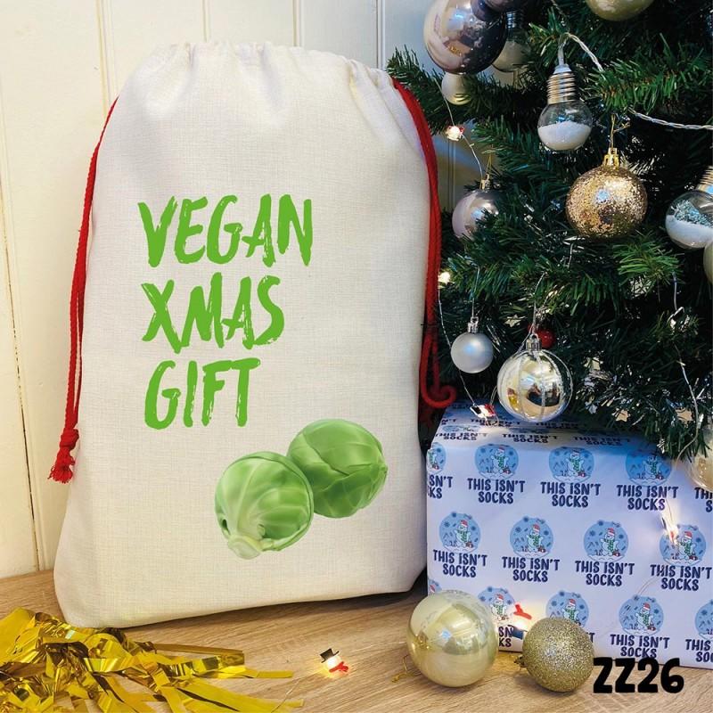 Vegan Gift Sack