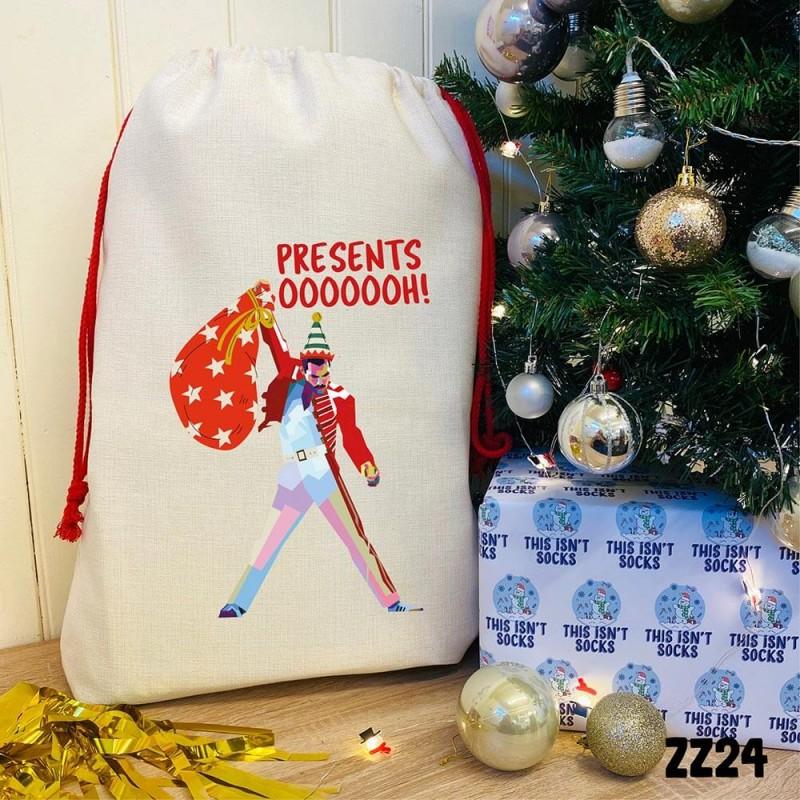 Freddie Presents Gift Sack